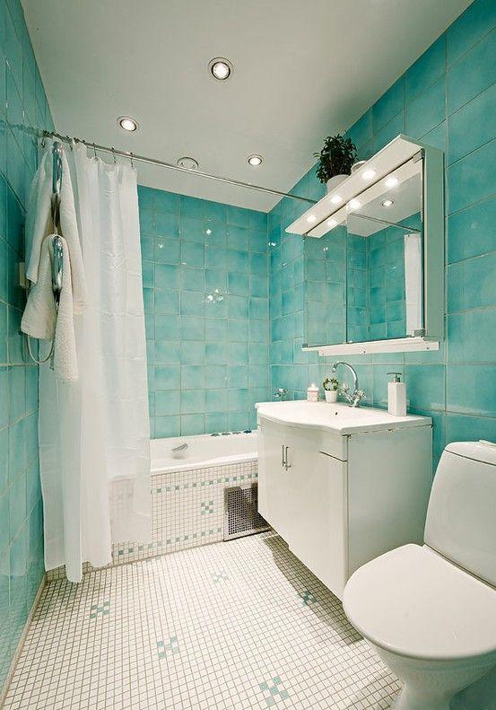 Turquoise Bathroom Ideas