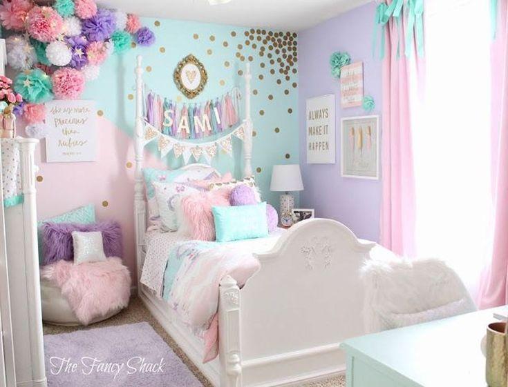 40+ cute unicorn bedroom designs 20 - furniture inspiration ...