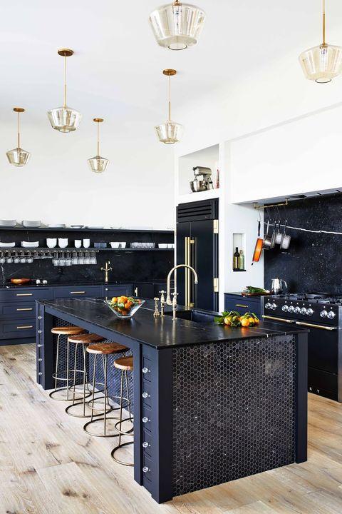 50 beautiful kitchen islands - beautiful kitchen island idea