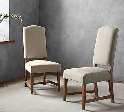 upholstered dining chairs ashton dining chair ... IFNUPVX