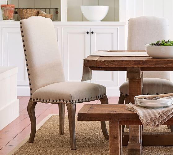 upholstered dining chairs Calais upholstered dining chair VSMMDBS