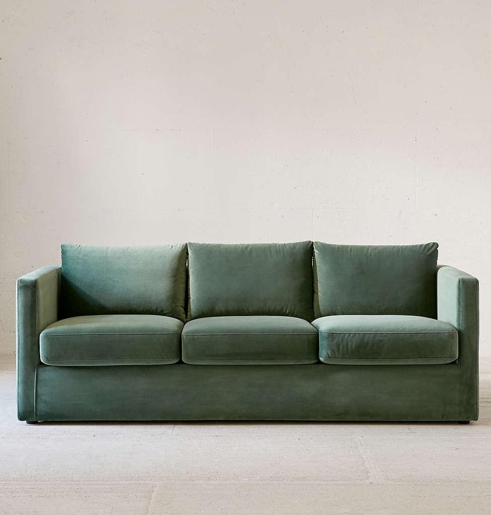 Velvet sofas Melanie Velvet sofa GWYJRIQ