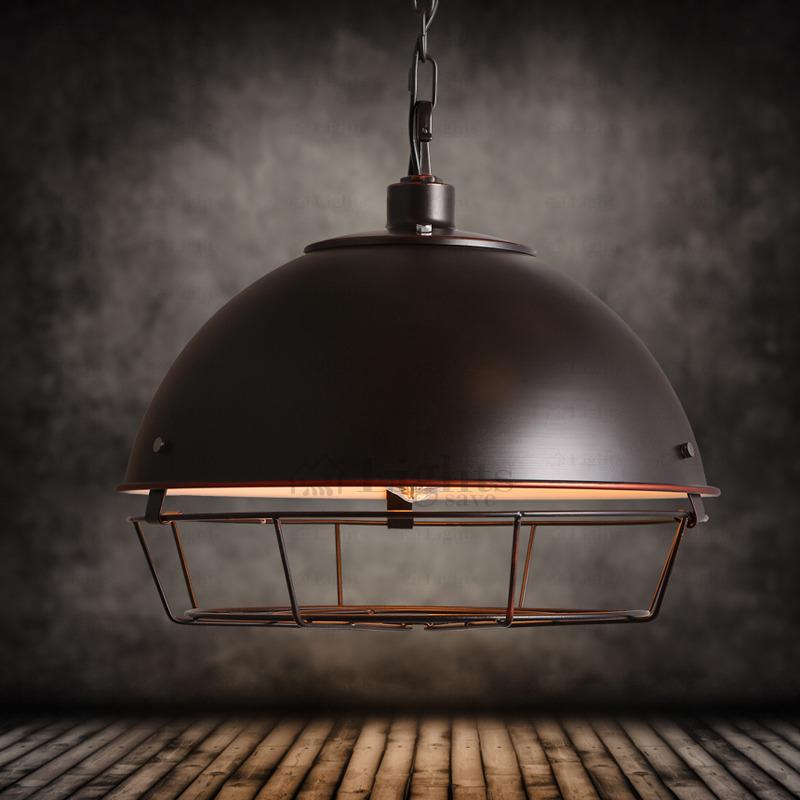 Vintage lighting Vintage American Country industrial lighting Pendant lights GUAOJUZ