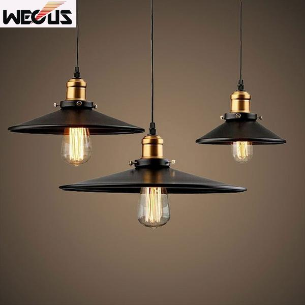 vintage lighting (wecus) loft industrial retro lamps warehouse dining room stairs deli p GVUQBEMB