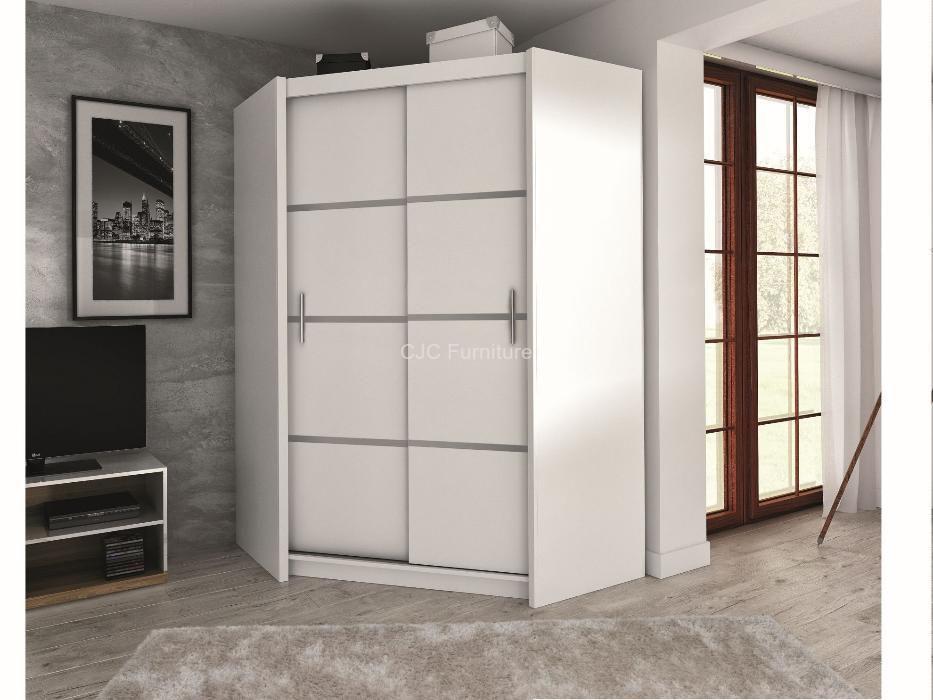 Vista corner wardrobe DHLVPSI