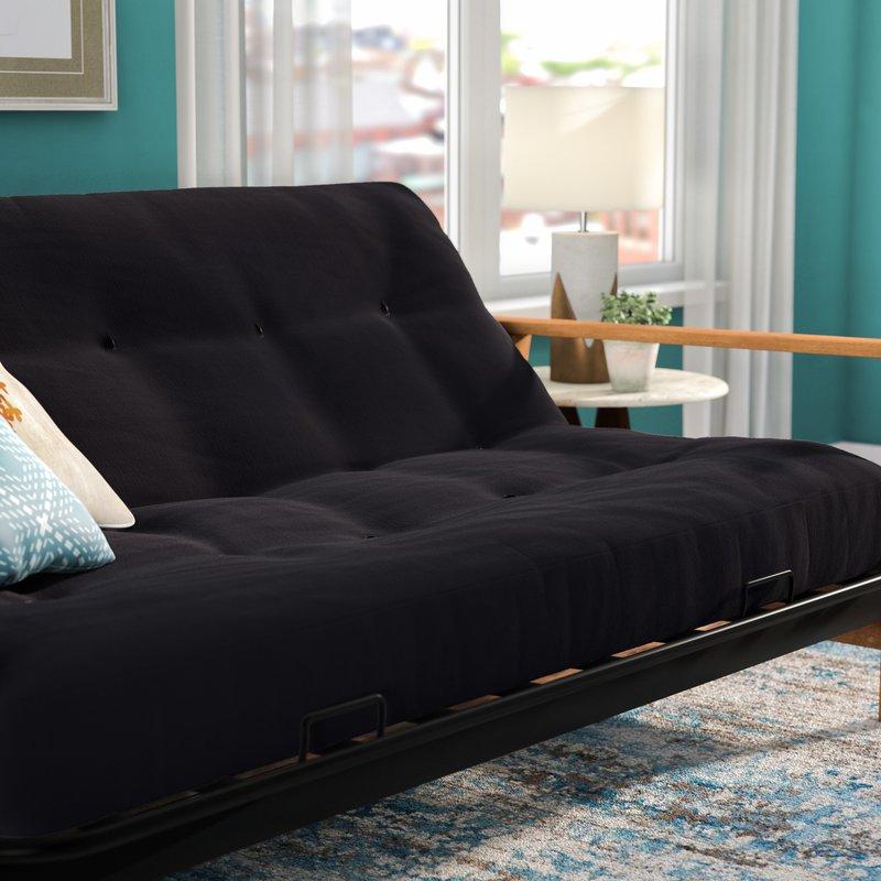 Vitality memory foam futon mattress NNTERPJ