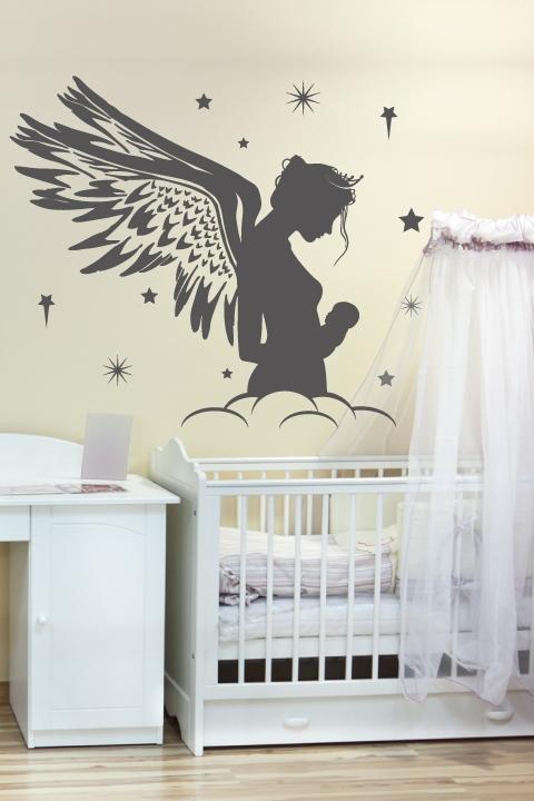 Wall decals for children alternative views: OTAPIEW