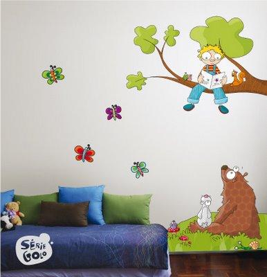 Wall decals for children Children wall decals - 12 DZZPFRE
