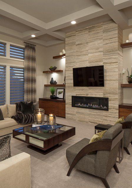 wall designs for living room 18 beautiful living room designs with wall mounted tv |  pinterest |  IEOQOQC