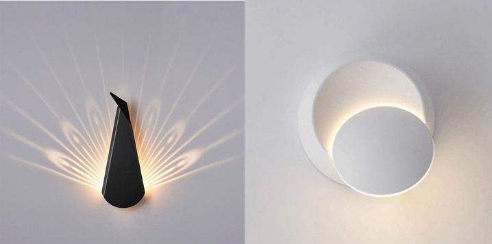 Wall lamp 50 unique modern wall lamps that also serve as decorative pieces ZWSWEJJ