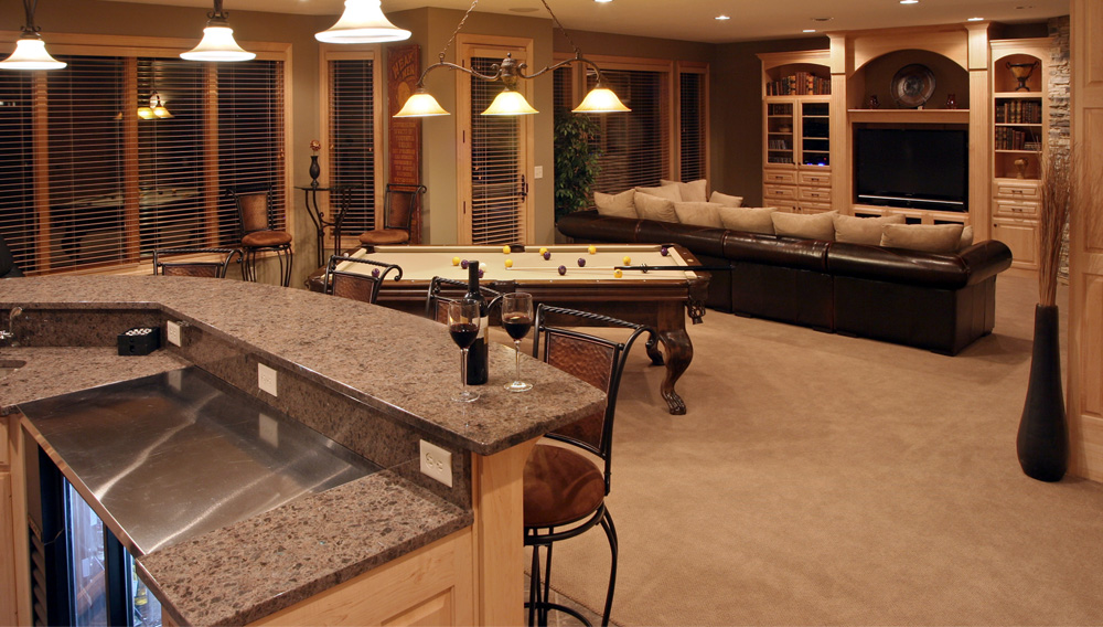 What to consider before building a cellar bar SCGHFXK