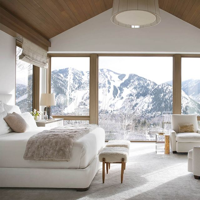 25 White Bedroom Ideas - Luxurious White Bedroom Designs And Dec.