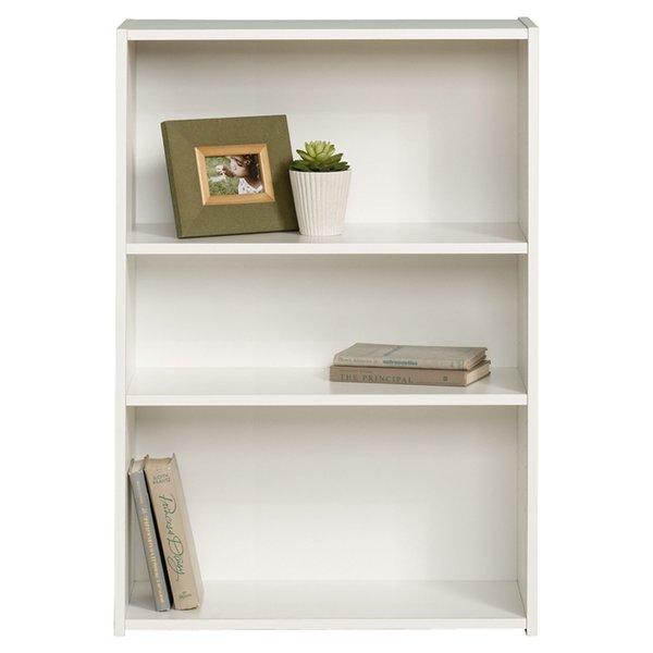 white bookshelf white bookshelves youu0027ll love    wayfair BITEOQO
