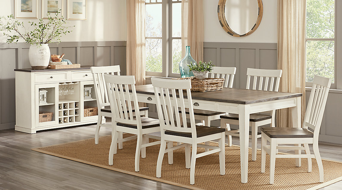 white dining room table cheap white dining room sets - takeaway room PTCJZWM
