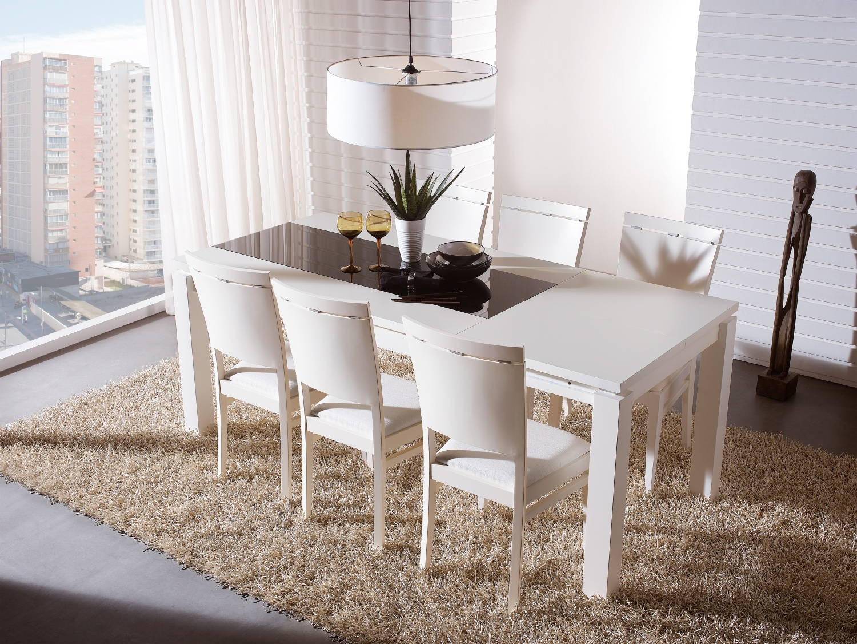white dining table VBJXOXW