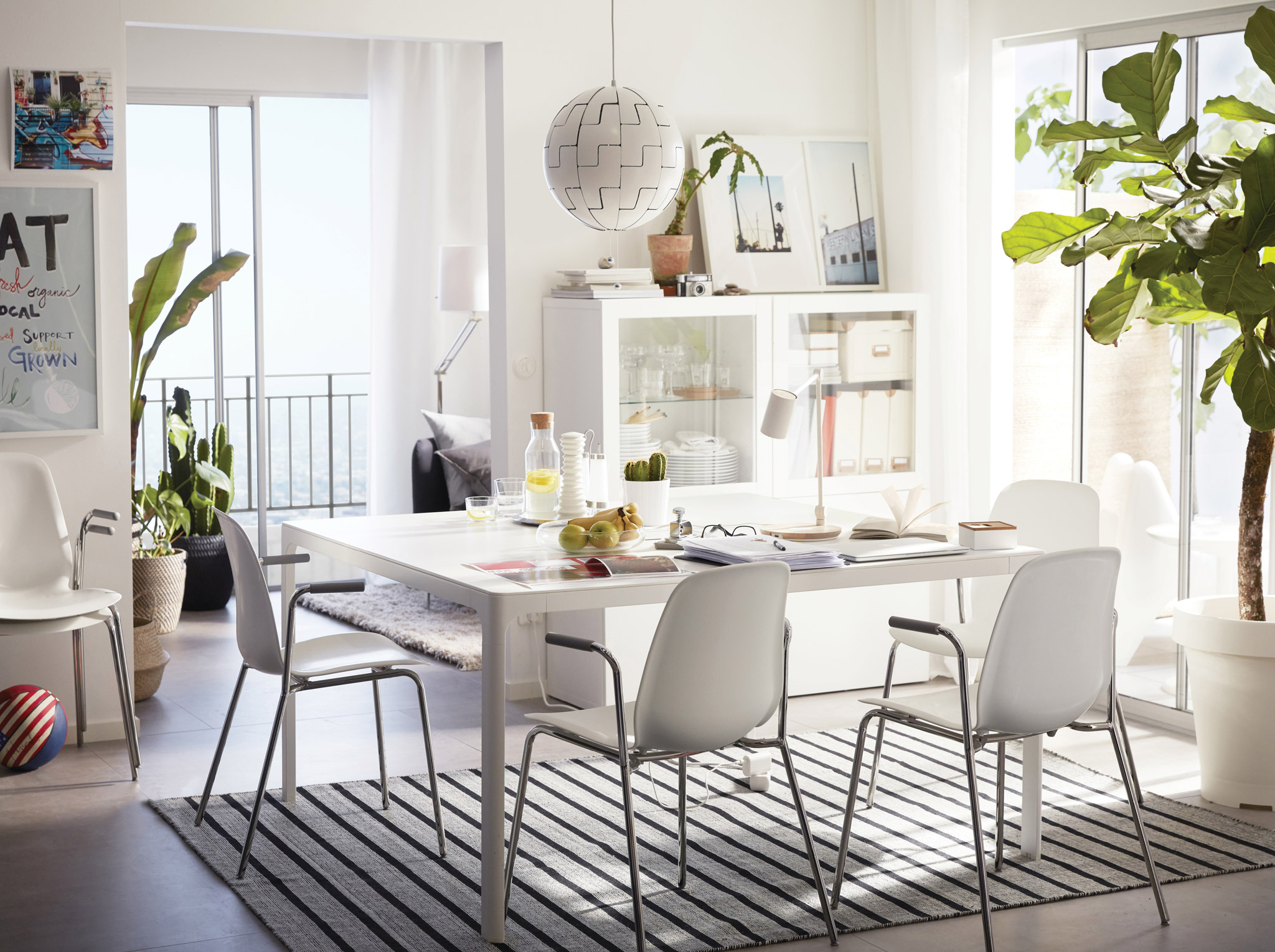 white dining room table white dining room for sports Wholehousefans co plans 9 MGCOYQG
