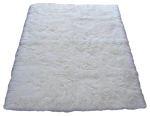 white sheepskin rug, snow-white polar bear rectangle, white sheepskin rug, ... QNDIARY