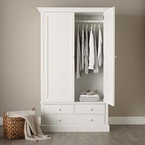white wardrobe classic large wardrobe TWZUCTV