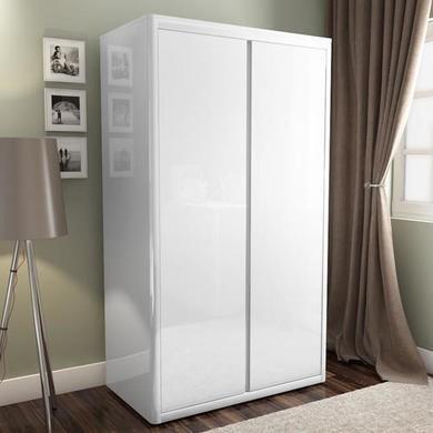 white wardrobe lexi white high gloss double wardrobe GMWBJAA