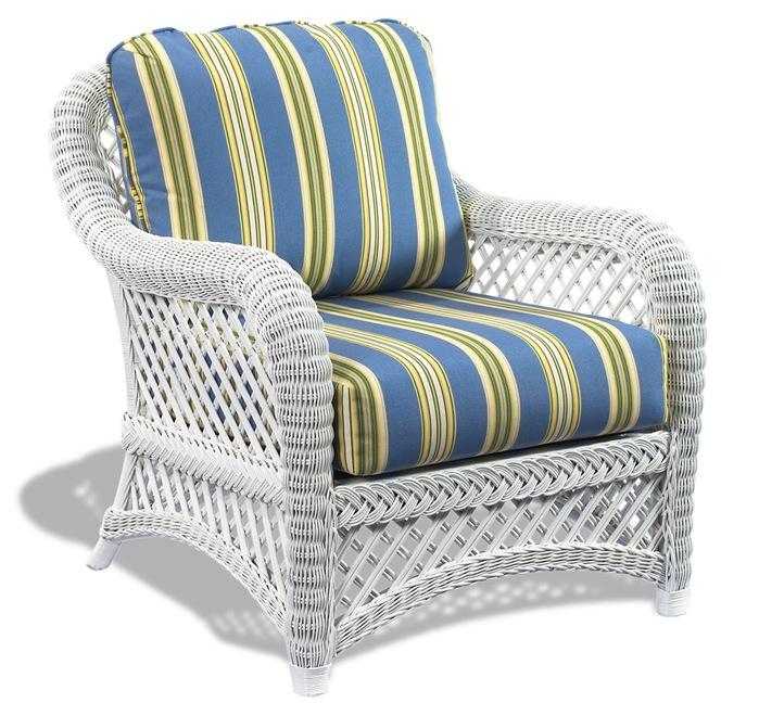 Wicker chair cushion ZVQXHIF