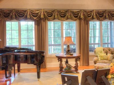 Curtain Galleries for Window Treatments BBHIHGN