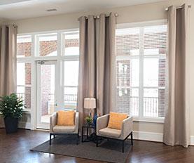 Window treatments UQMWEDO