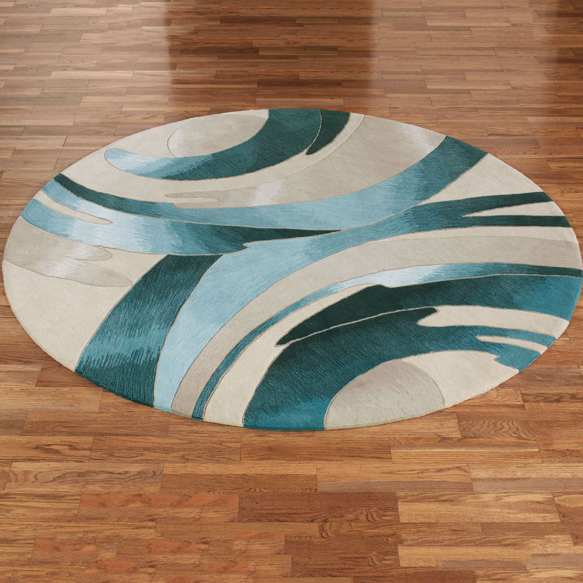 beautiful round carpets perfect storm abstract round carpets by jasonw studios DQIWUEC