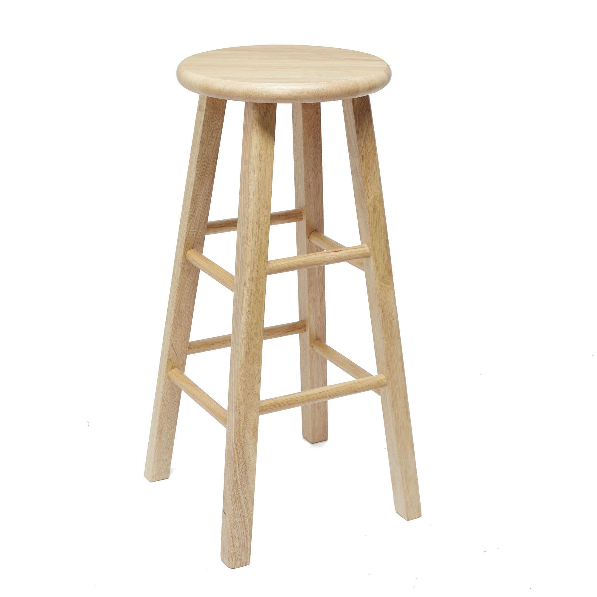 Wooden bar stool as legs 24 KUCICRU