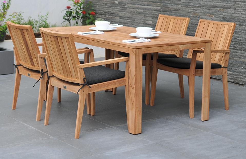 Wooden garden furniture - every beautiful garden needs a perfect WHYYCBU