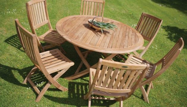 Wooden garden furniture    hilly XLDEAPU