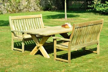 Wooden garden furniture IPRFMSF