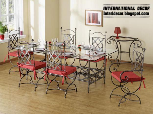 Wrought iron furniture indoor furniture Wrought iron indoor furniture impressive with ELEFOUP