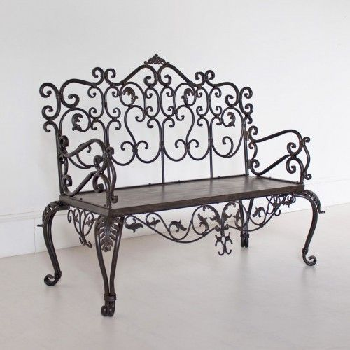 Wrought iron furniture VOCYRNJ