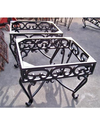 Wrought iron furniture Wrought iron side tables - heavy wrought iron side tables 550.00 € VTPGVSC