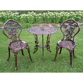 wrought iron garden furniture vintage Would you like to add something unique, inimitable and incomparable to your KAUWSDW?