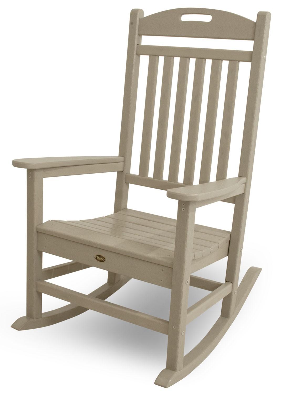Rocking chair for yacht club GCQUWYM