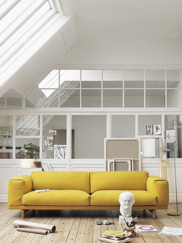 yellow sofa color with emphasis on UIHIJF