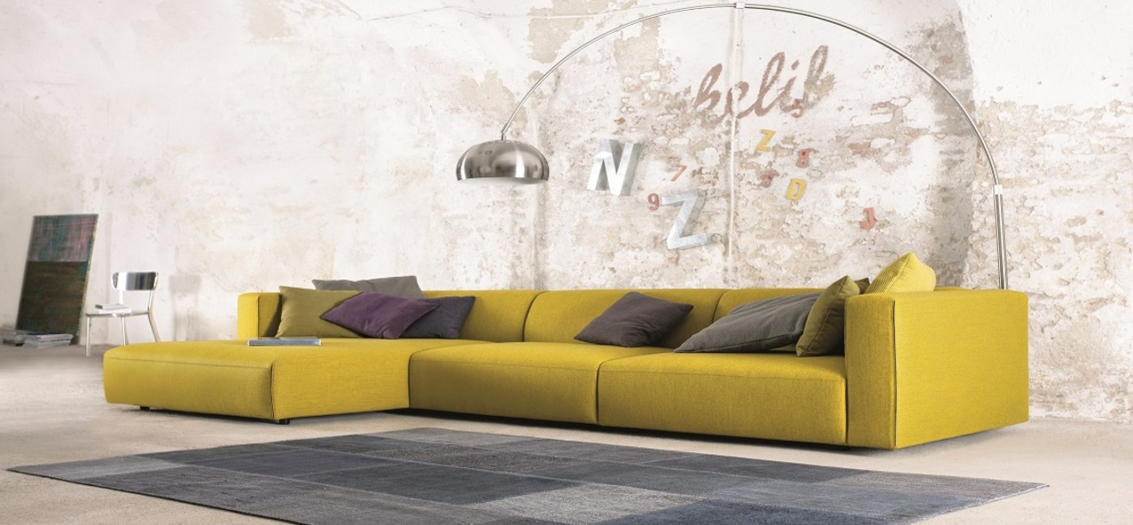 yellow sofa view in the gallery RRJMFWD